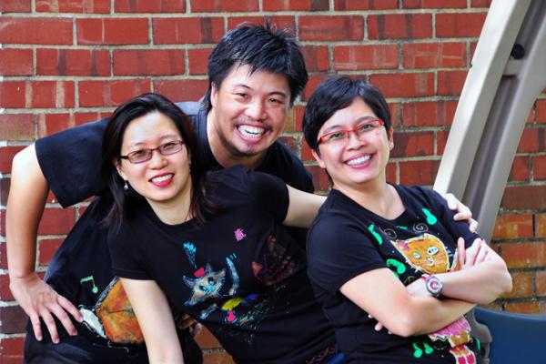 Three Teachers