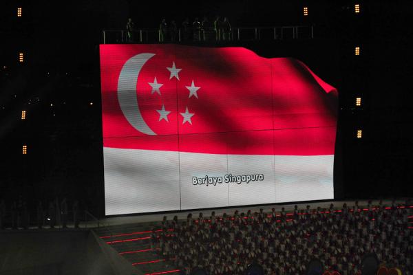 Happy Birthday - Singapore