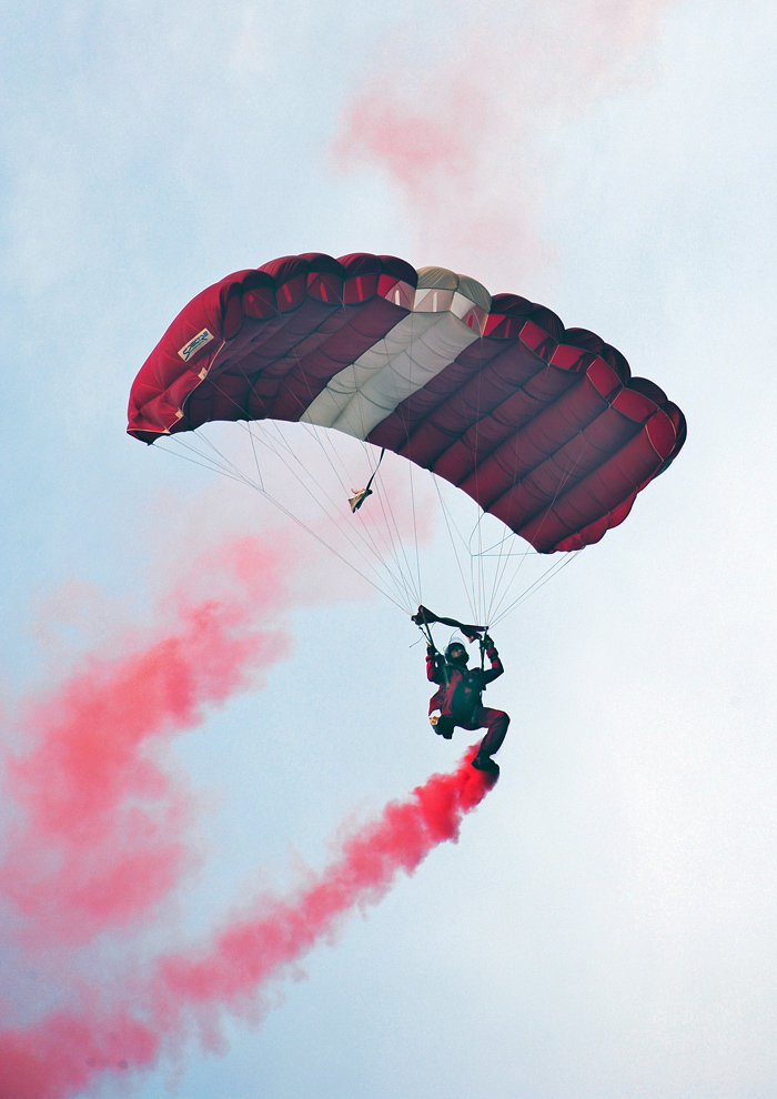 Red Lion Sky Diver