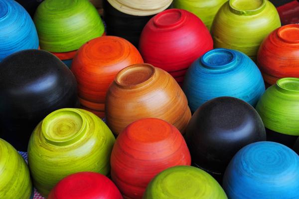 Inverted Bowls