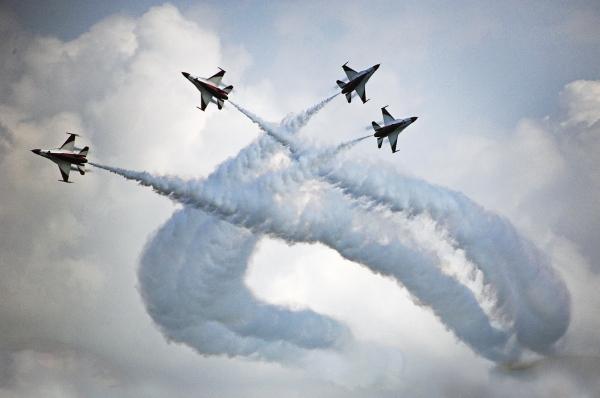 Aerobatics Display
