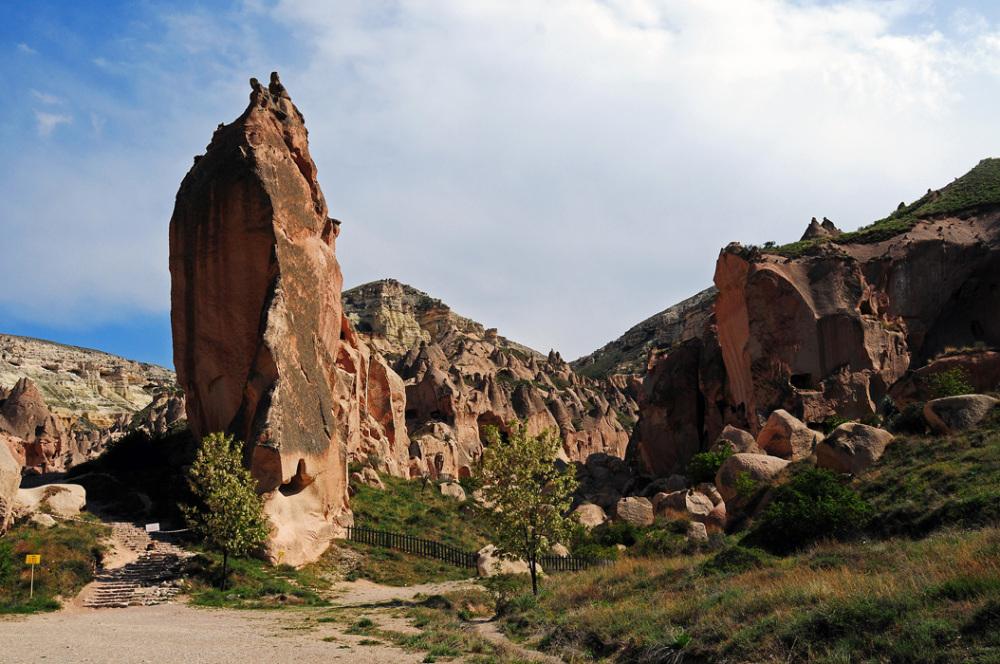 Open Air Museum - Cappadocia