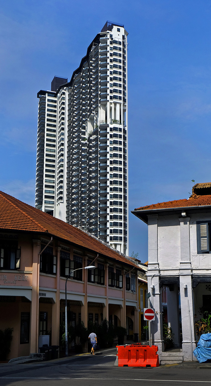 Singapore - Old & New