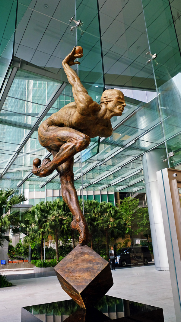 Blind Faith - Richard Macdonald