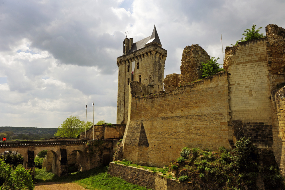Fortress of Chinon