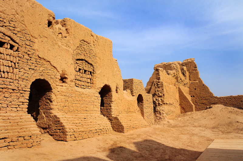 Ruins of Gao Chang