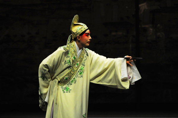 Roles in Chinese Opera - Male (Civil) : Scholar