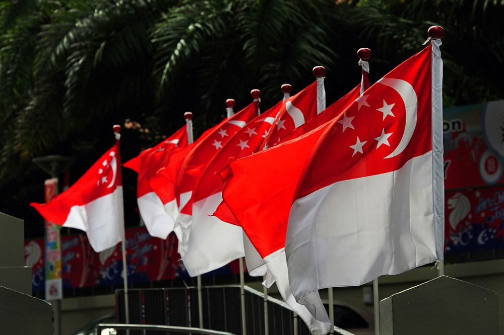Flags of Singapore