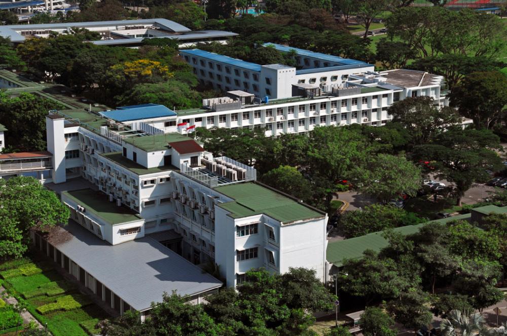 The Old Kandang Kerbau Maternity Hospital