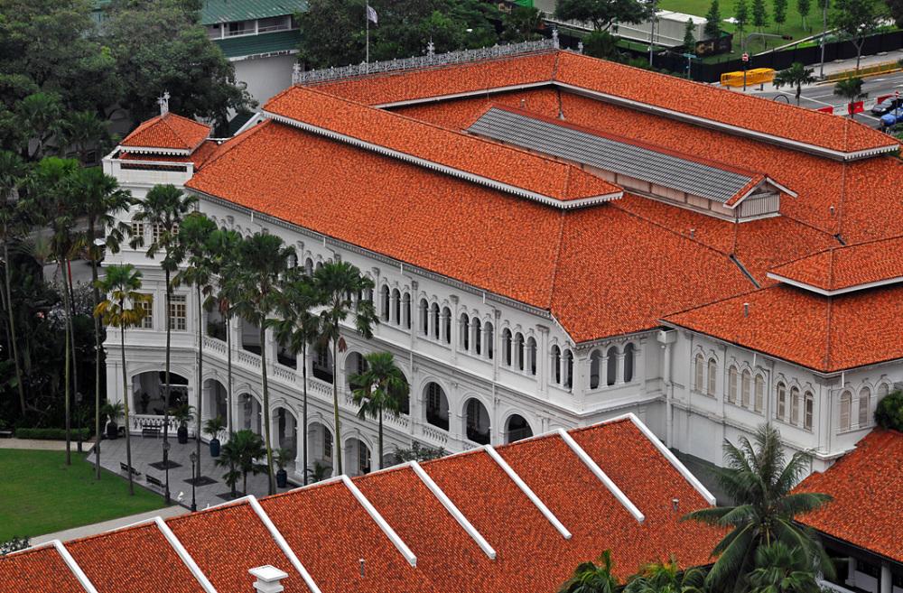 Raffles Hotel - Singapore