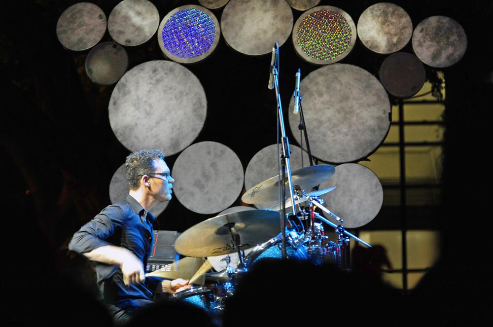Percussionist - Singapore Night Festival