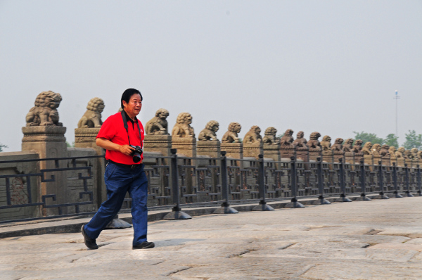 Marco Polo Bridge, Beijing