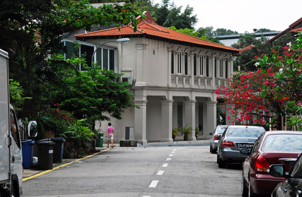 Makepeace Road, Singapore