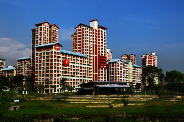 Singapore Public Housing