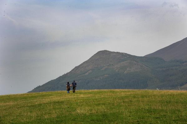 The Lake District at Keswick