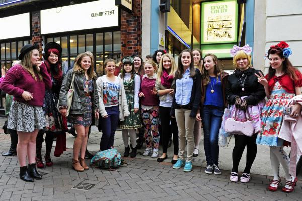 Girls of Carnaby Street