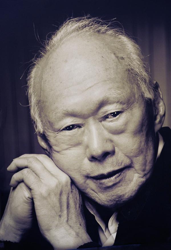 Lee Kuan Yew (1923 - 2015)