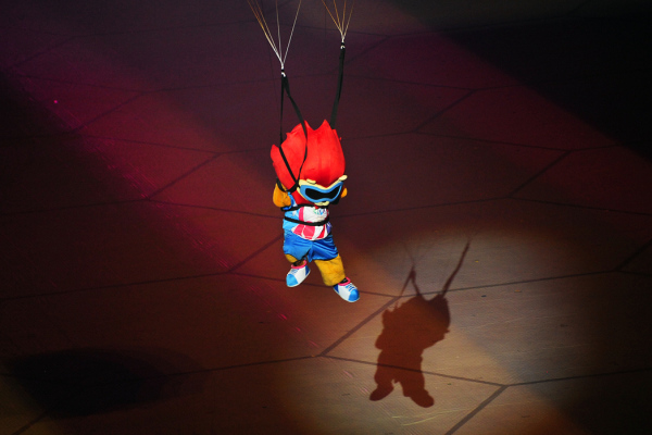 Mascot - South East Asia Games