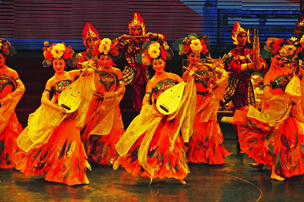 Pipa Dancers