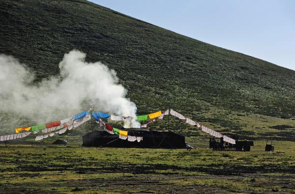 Nomads' Home, Tibet