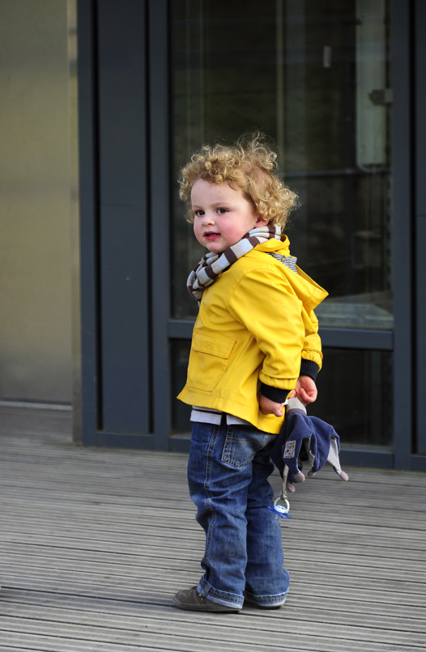 A Child in Chinon
