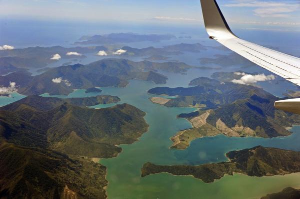 Queen Charlotte Sounds, New Zealand
