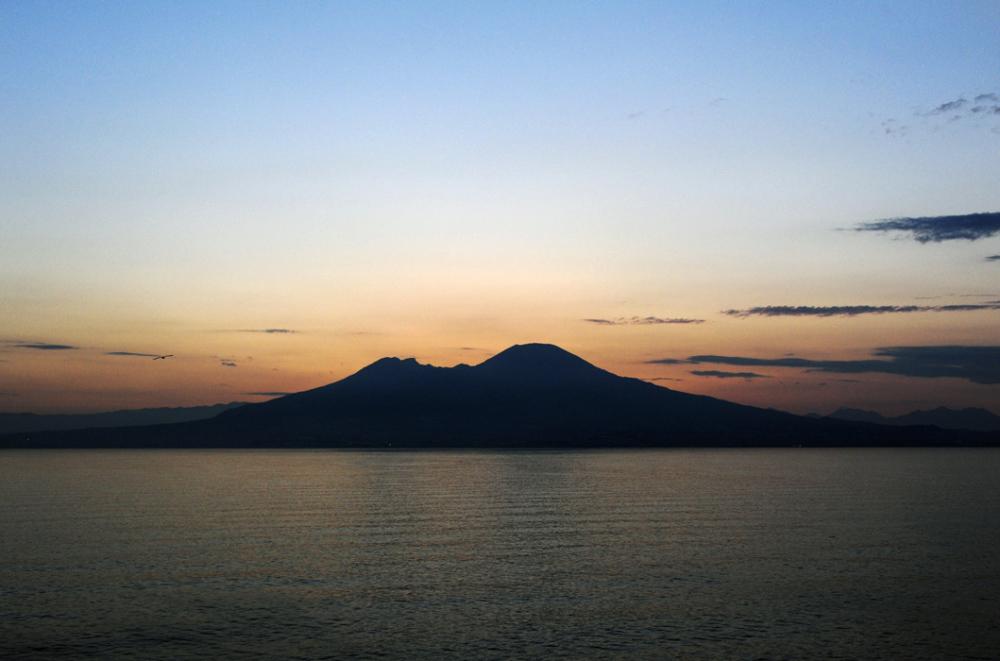 Vesuvius Dawn