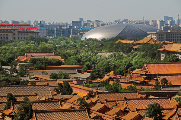Old & New in Beijing