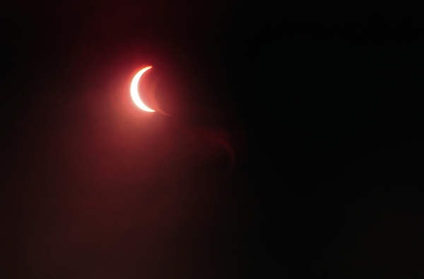 Solar Eclipse 20160309