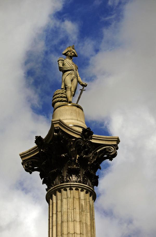 Nelson's Column, London