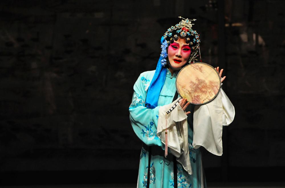 Opera - a tragic heroine
