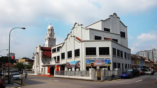 Kampong Kapor Church, Singapore