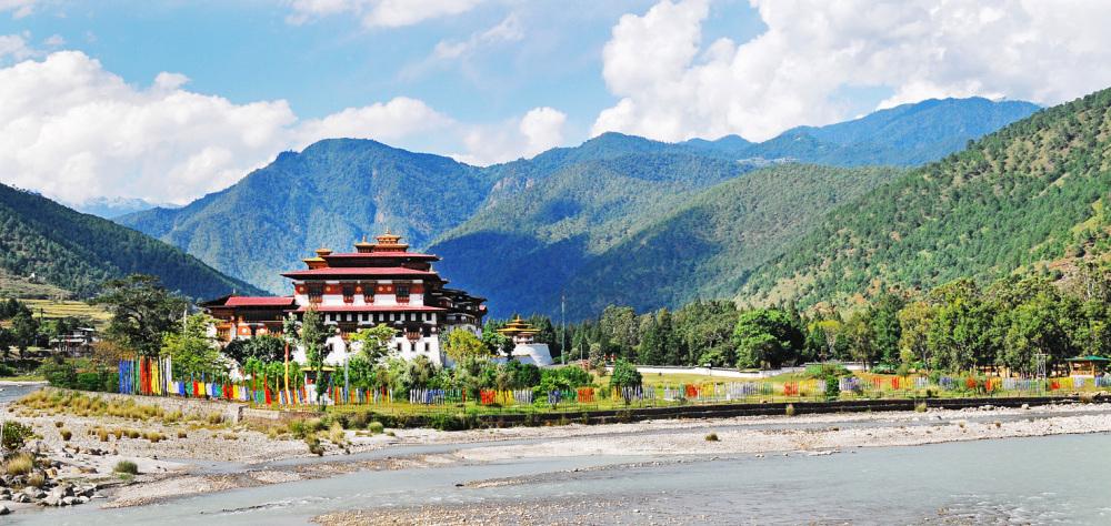 Punakha Dzong - Bhutan