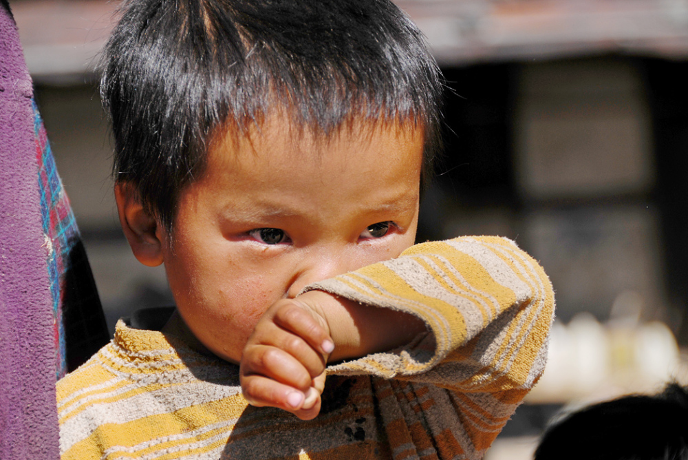 Children of Bhutan #3