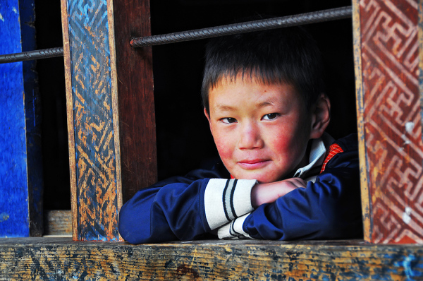 Children of Bhutan #4
