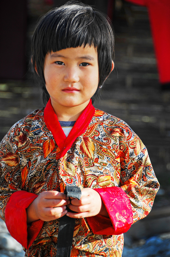 Children of Bhutan #5