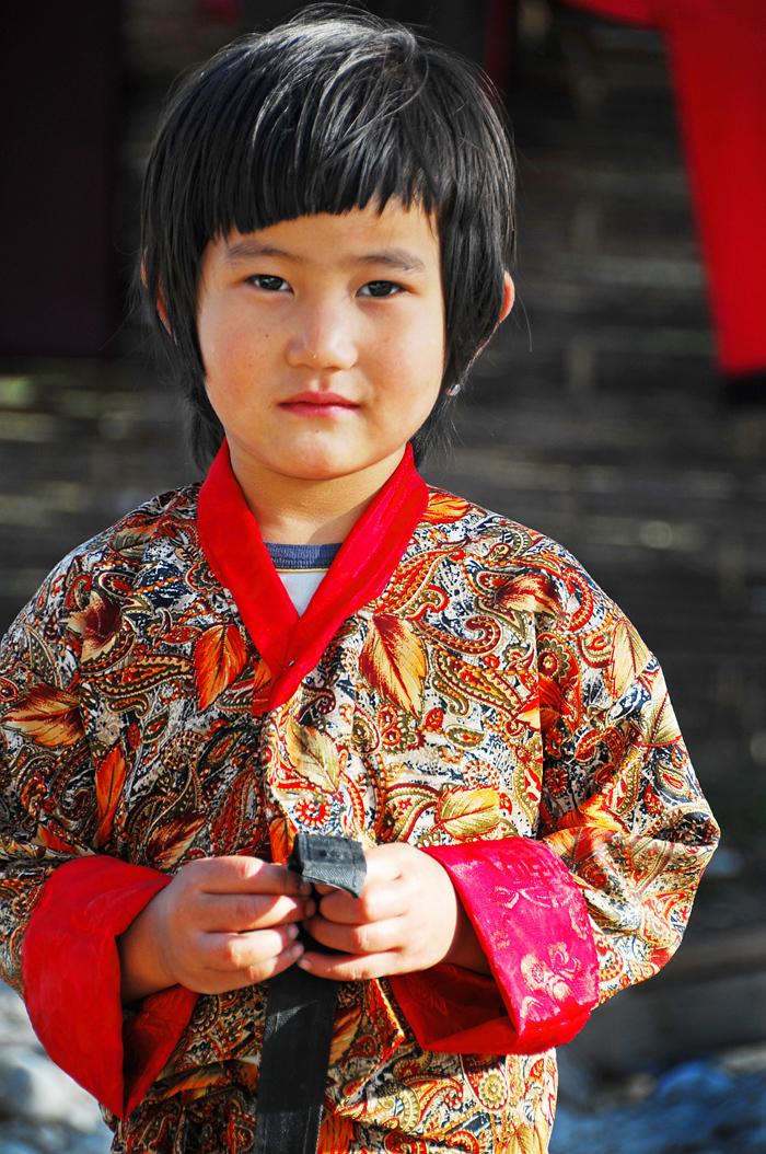 Children of Bhutan #5