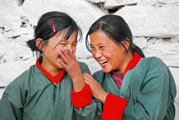 Children of Bhutan #6
