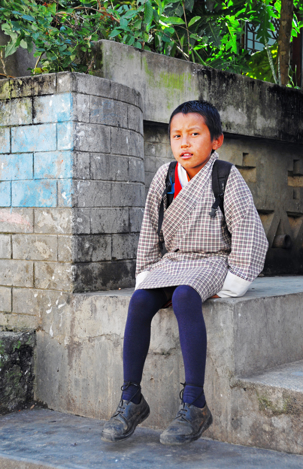 Children of Bhutan #7