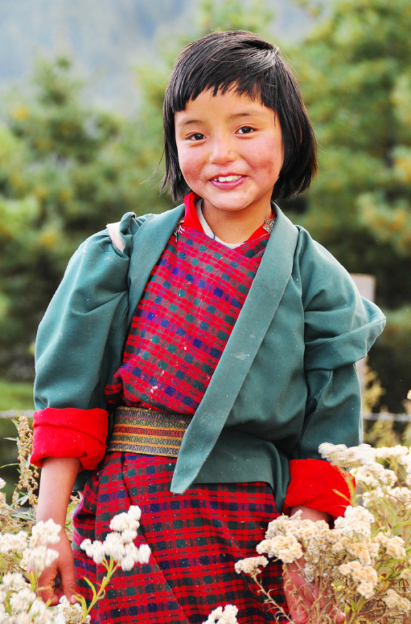 Children of Bhutan #8