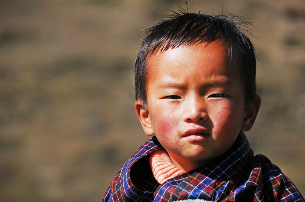 Children of Bhutan #9