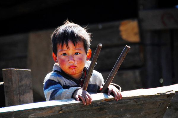 Children of Bhutan #10