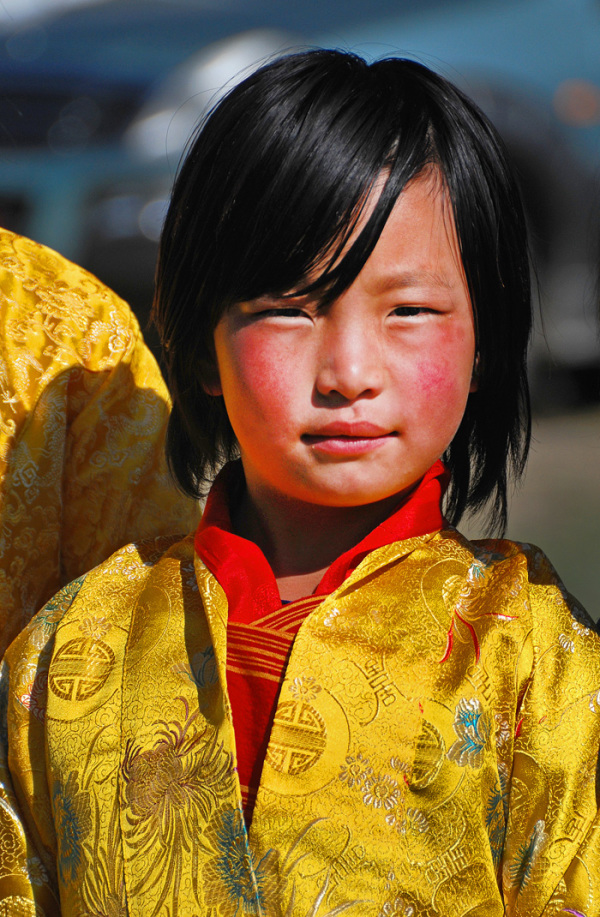 Children of Bhutan #11