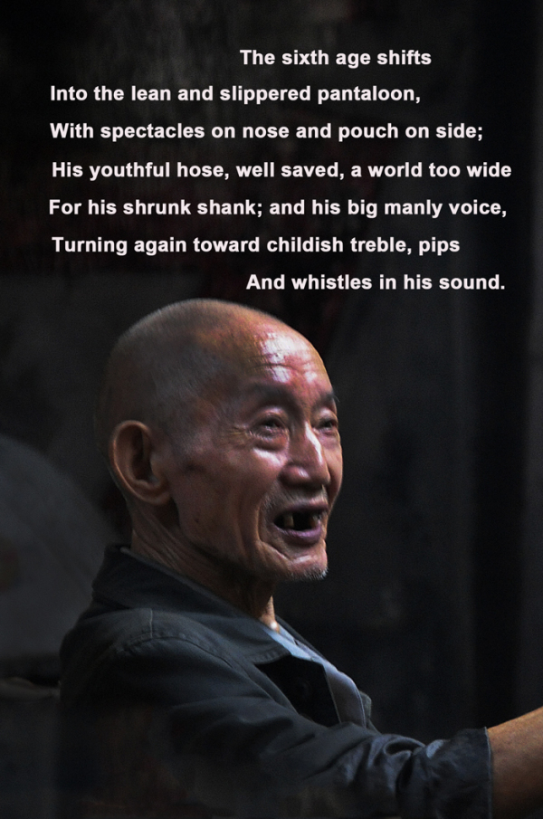 Sixth Age - the Elderly