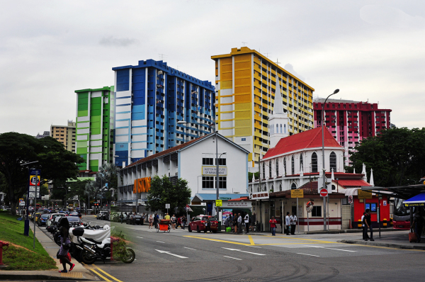 Colourful Rochor - Singapore