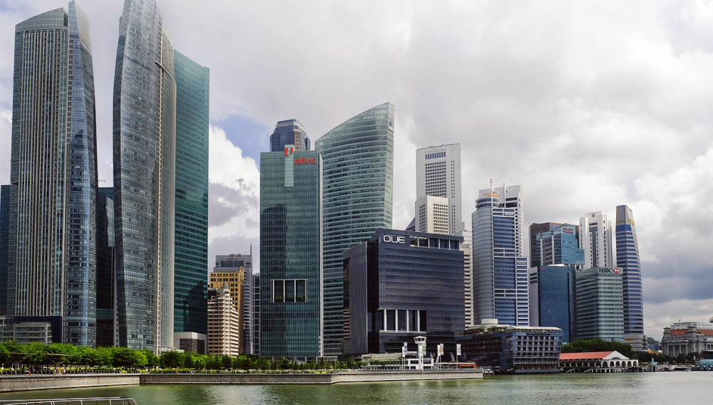 New Financial District, Singapore