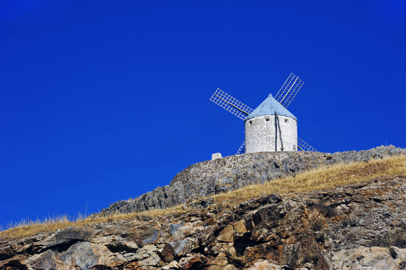 Windmill at Consuegra