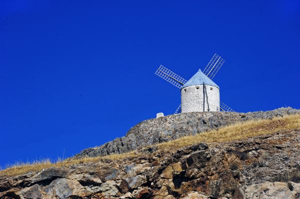 Windmill at Consuegra