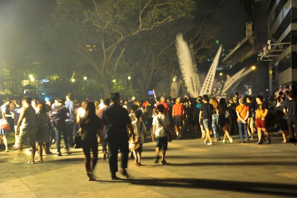 Singapore Night Festival, 2016