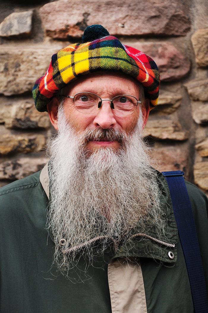 A Man in Edinburgh